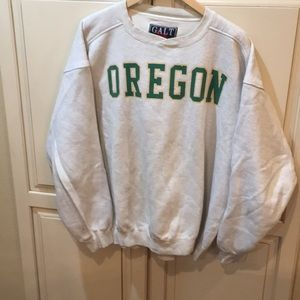 Vintage 90s universe of Oregon crewneck sweatshirt